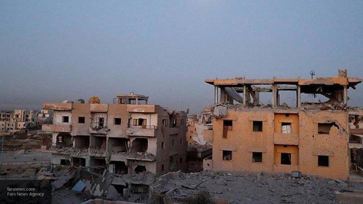 Эксперт: после освобождения Ракки США попытаются ослабить позиции Асада в САР