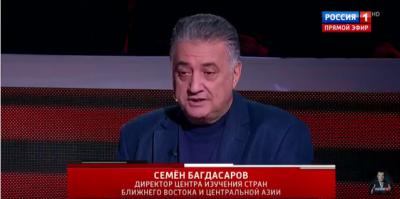 Хватит размазывать сопли: решение украинского вопроса может быть только силовым - Багдасаров