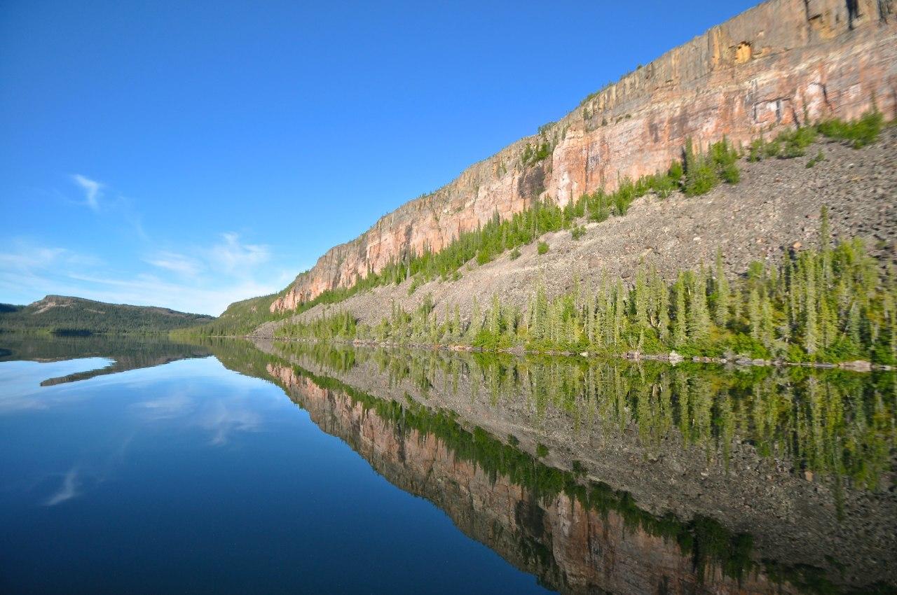 Самые огромные озера мира