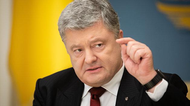 Порошенко: Украине невозможн…
