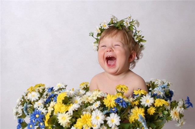 Устами младенцев... Невозможно не улыбнуться)))