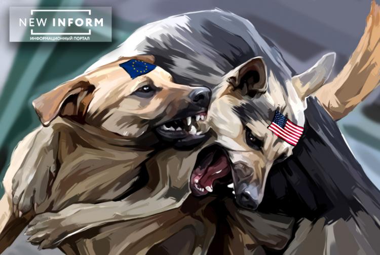 В шаге от глобального конфликта: Европа ставит США ультиматум из-за России