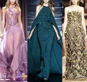Лучшие платья Недели высокой моды в Париже осень-зима 2016-2017