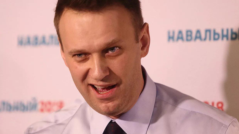 Зачем побирающийся Навальный…
