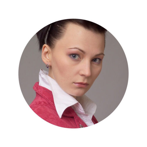 Ведущий стилист Scarlett Top Style Вера Машурова