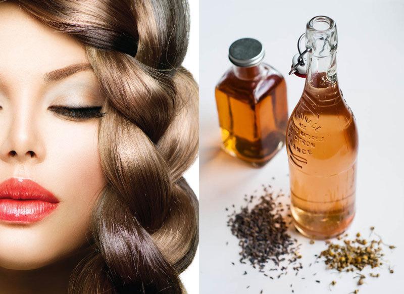 Секрет роскошных волос: натуральные рецепты для сияния и здоровья ваших локонов