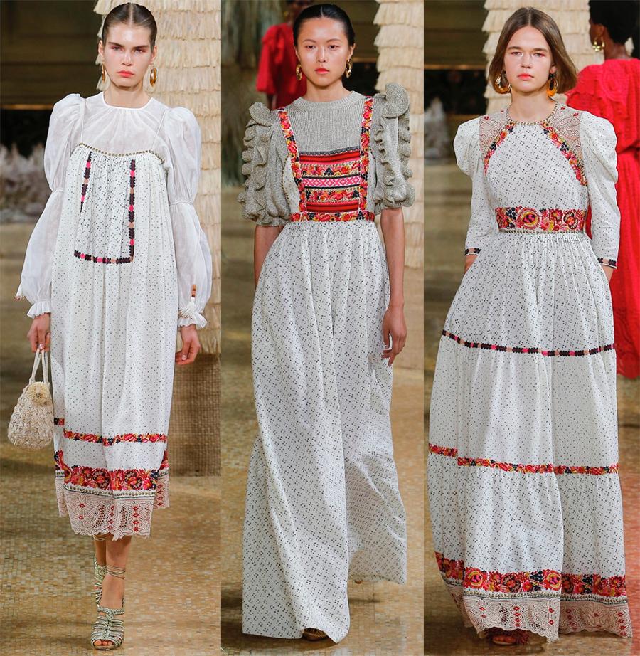50 скромных платьев от модных брендов