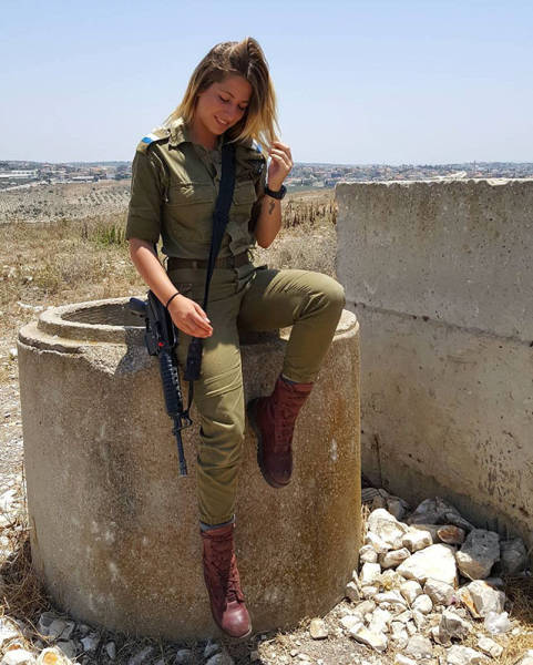 Israeli Army Is The Most Beautiful Army In The World (43 pics)