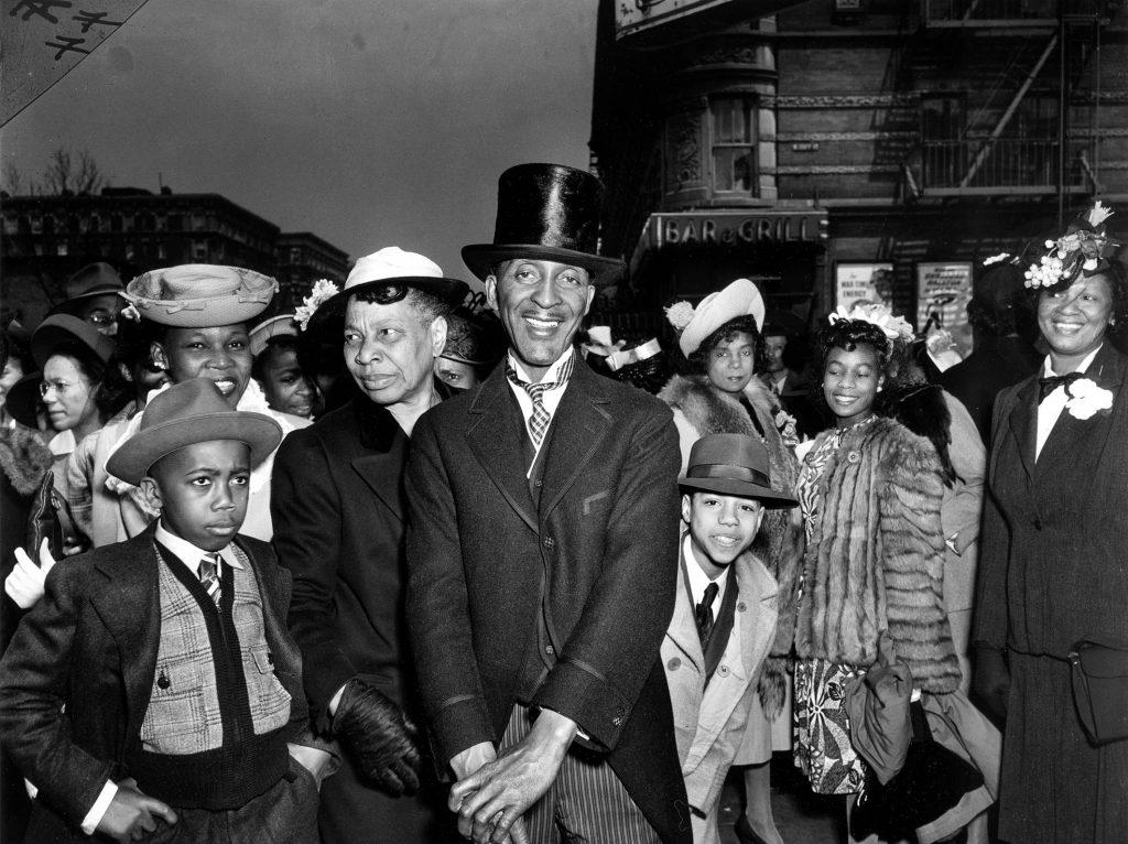Овердрессинг - массовая странность, обуявшая жителей Нью-Йорка в 1940 году