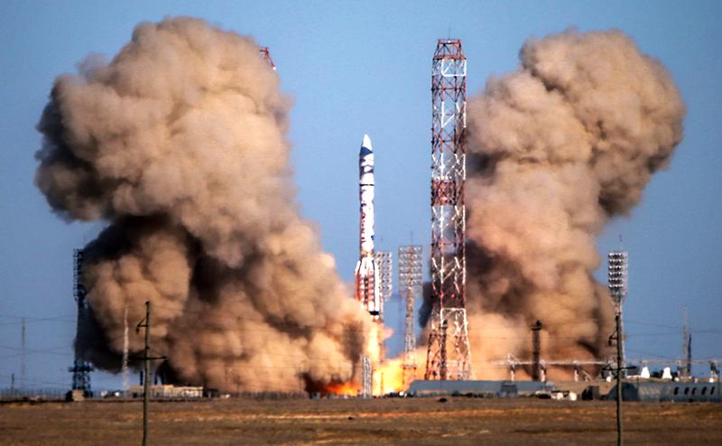 Роскосмос усиливает орбитальную группировку НАТО