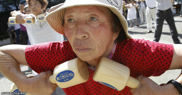 секрет долгожительства японцев