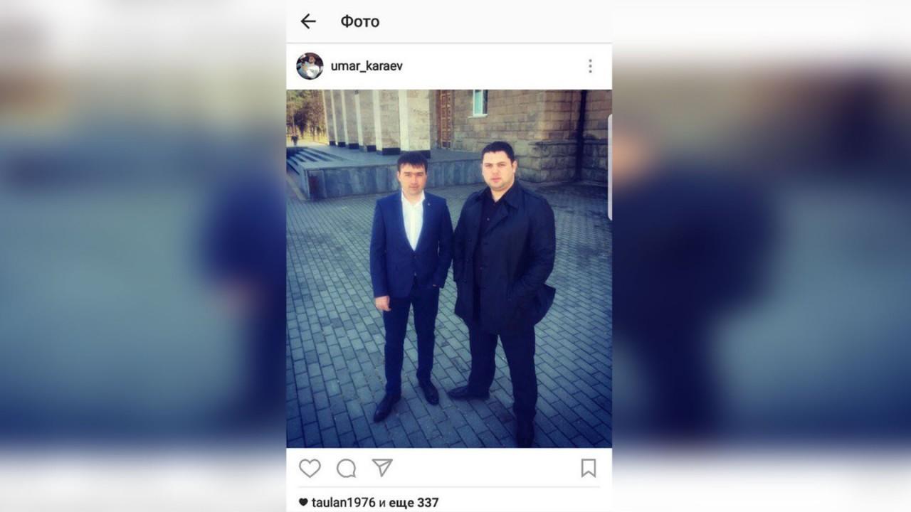 Чиновник Счётной палаты пострелял на свадьбе, а чиновник мэрии выложил это видео