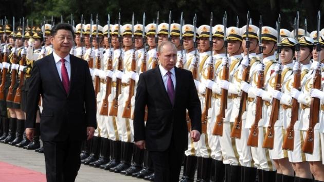 Азиатский кризис: почему Китай зовет Путина на помощь для борьбы с США