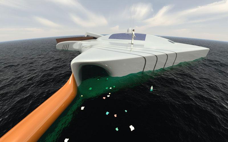 как очистить воду в морях расспросит