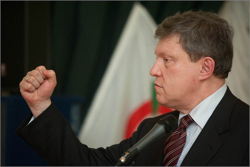 Григорий Явлинский: Выборы в…
