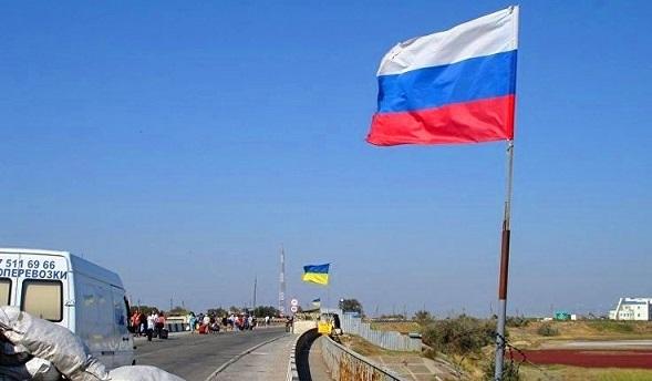 Крымские пограничники задержали двух объявленных врозыск украинцев