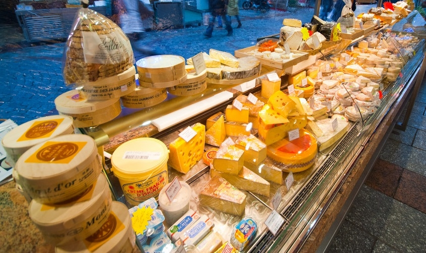 Россельхознадзор опубликовал список попавших под запрет сыров из Белоруссии