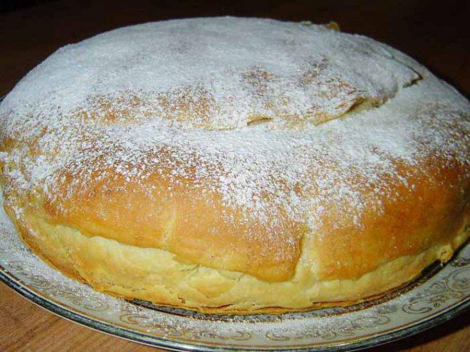 Рецепт для ленивых: египетские сладости из слоеного теста