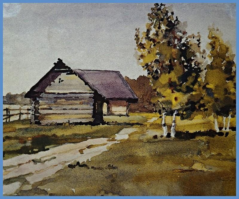 «Дописать ему не довелось…» Художник Коля Дмитриев (1933 – 1948)