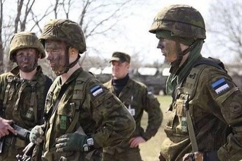 Учения НАТО в Эстонии переходят в решающую фазу