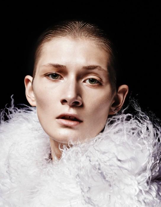 Журнальный образ. Модное фото от фотографа Елизаветы Породиной (Elizaveta Porodina).