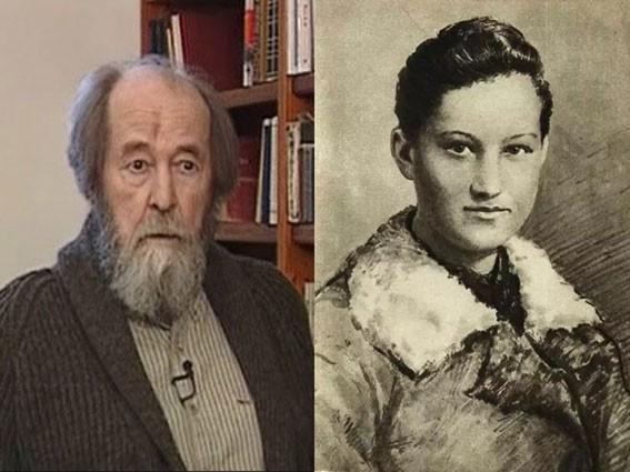 Александр Солженицын и Зоя Космодемьянская