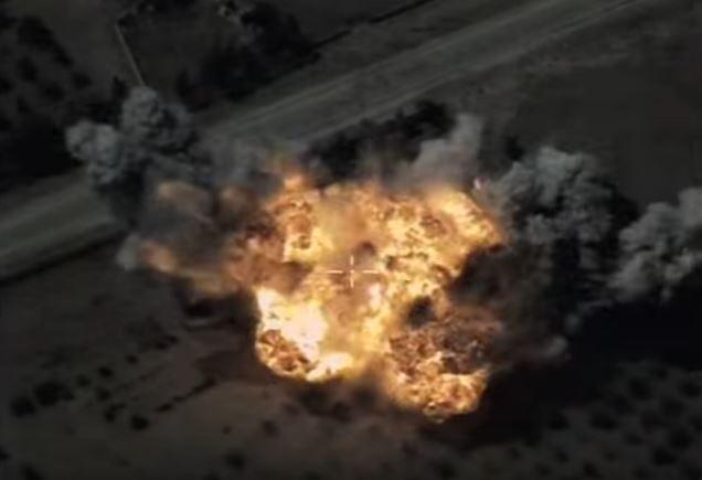 Новейшие российские ракеты Х-101 окончательно испортили настроение ИГИЛ