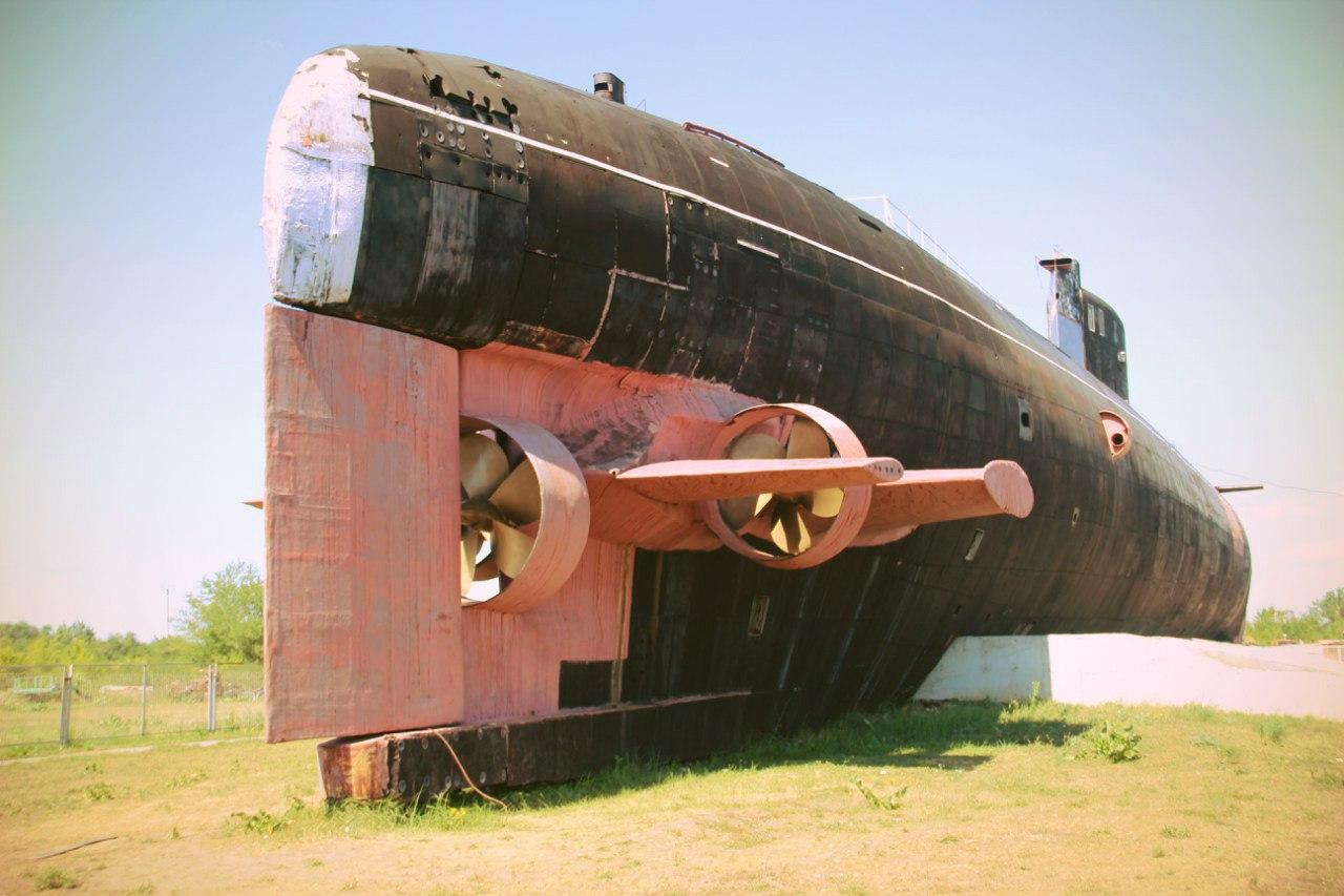 какая лодка в музее тольятти
