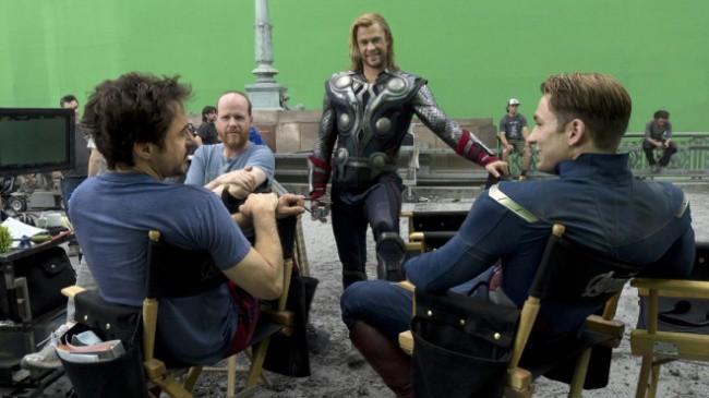 Мстители актеры, кино, фильм
