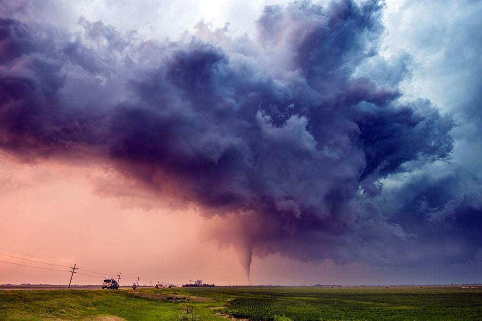 Восхитительные фотографии бушующей стихии