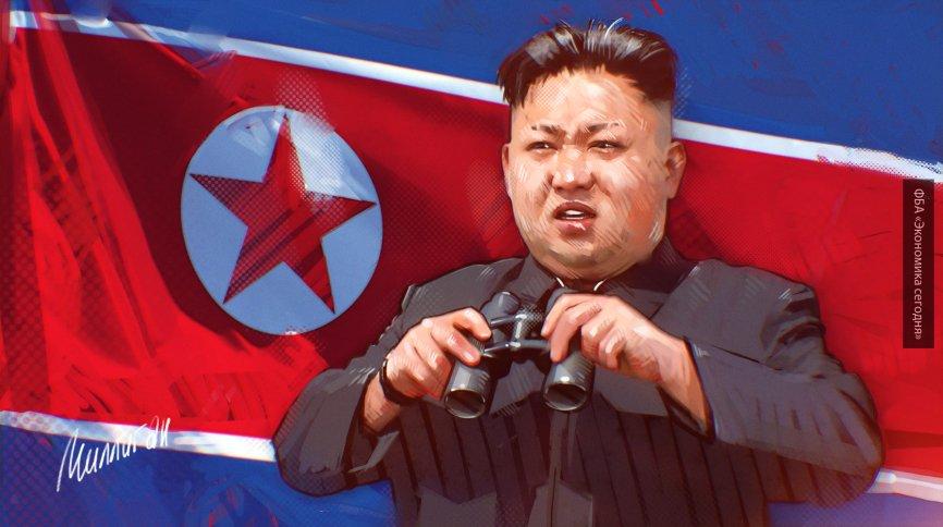 Мир лучше, чем война: эксперт прокомментировал взаимные оскорбления Трампа и Ким Чен Ына