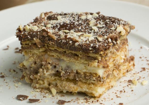 Готовим вкуснейший тортик без выпечки с невероятно вкусным кремом