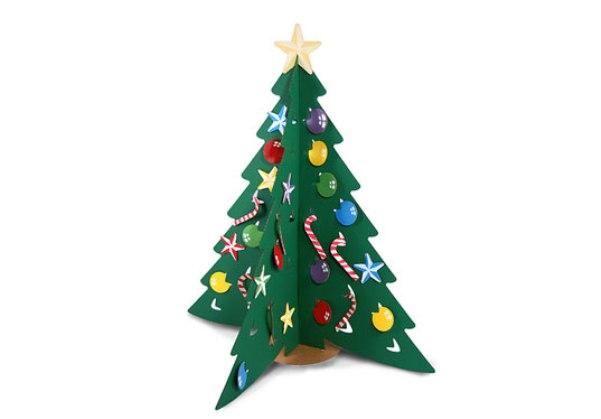 Игрушку на елку своими руками из цветной бумаги