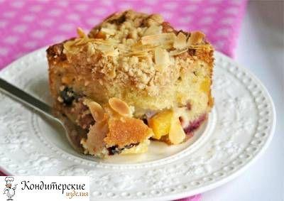 ДЕСЕРТНЫЙ ВИХРЬ. Бакл Buckle – американский летний фруктовый пирог