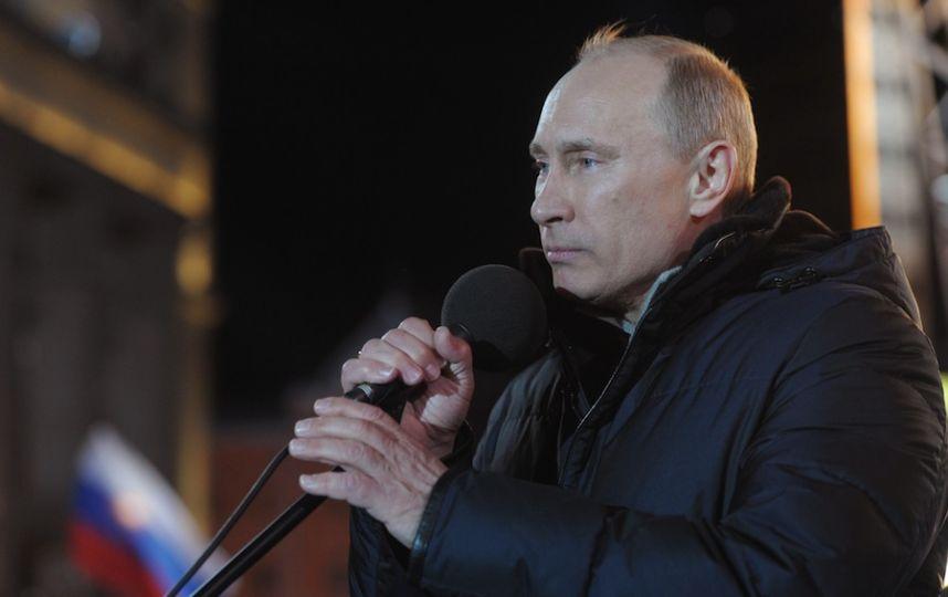 Смог бы Путин - как Трамп...? Короткая же память у некоторых!