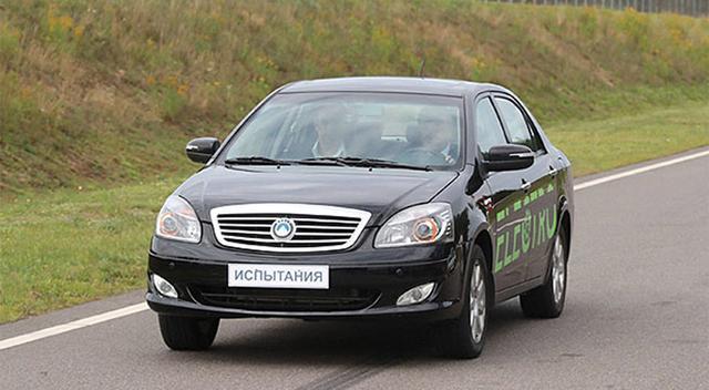 Каким получился первый белорусский электромобиль