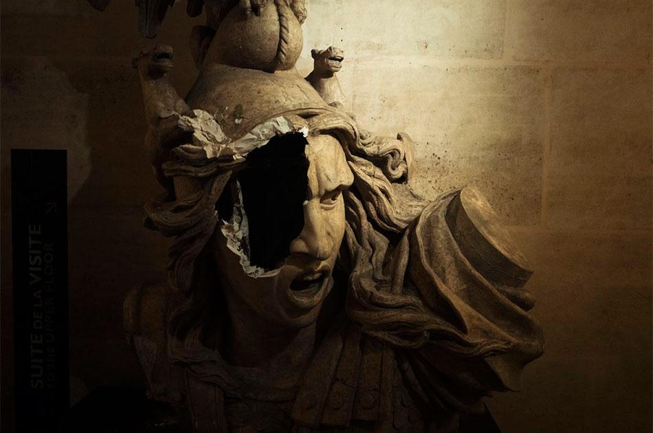 Французский бунт, бессмысленный и беспощадный