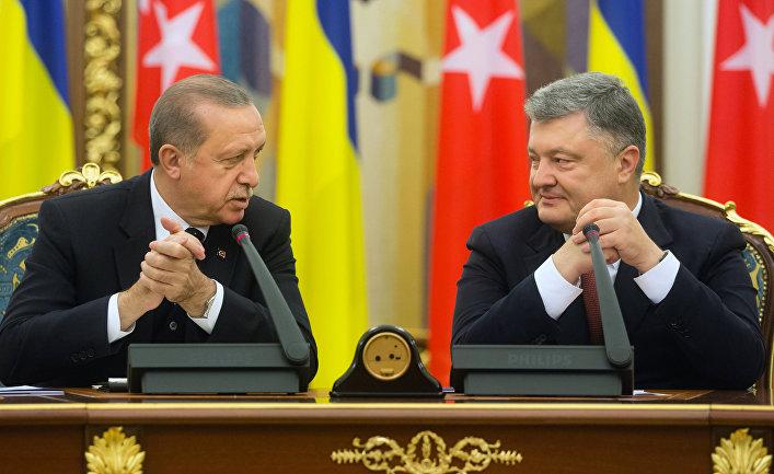 Крым никогда не был Украиной (Cumhuriyet, Турция)