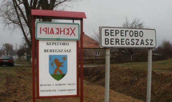 По венграм Закарпатья предлагают ударить «сильной киевской рукой»