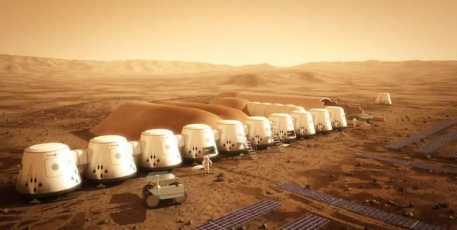 Бывший морпех заявил, что 17 лет служил на Марсе