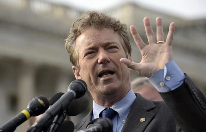 Американский сенатор Пол считает, что его коллега Маккейн «слегка свихнулся»