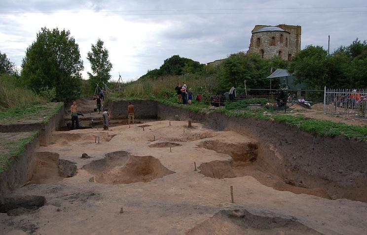 В Новгороде найдены следы поселения ильменских словен, призвавших Рюрика