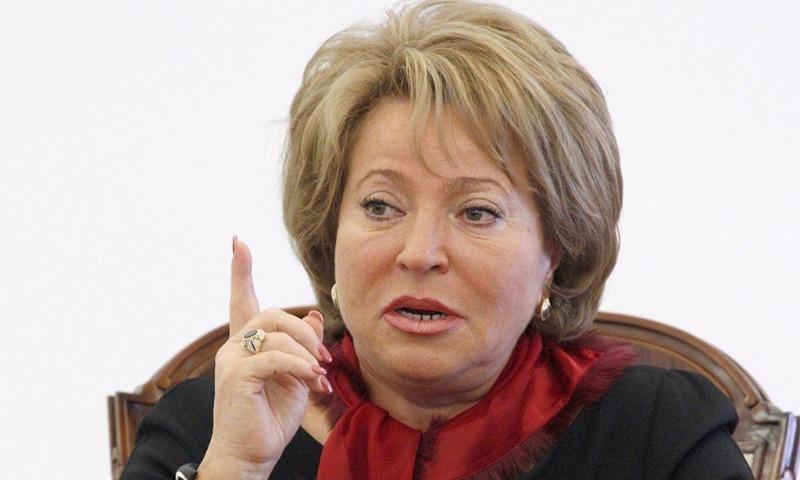 Вопрос о захоронении Ленина может решить референдум, - Матвиенко