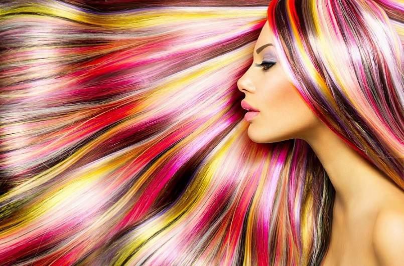 Картинки по запросу правила окрашивание волос