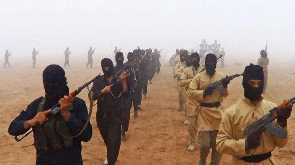 Опыты над людьми: зверская забава террористов ИГ