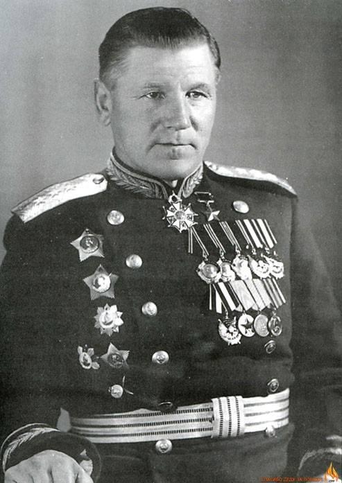 Судьба генерала