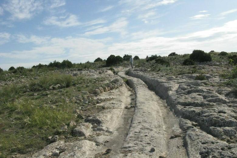 Окаменевшие следы древних «вездеходов» в Турции и Испании геолог оценивает в 12 миллионов лет