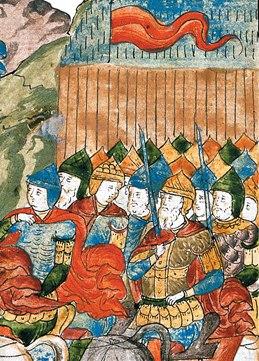 Дмитрий Боброк Волынский и битва при Скорнищеве ( декабрь 1371 г.)
