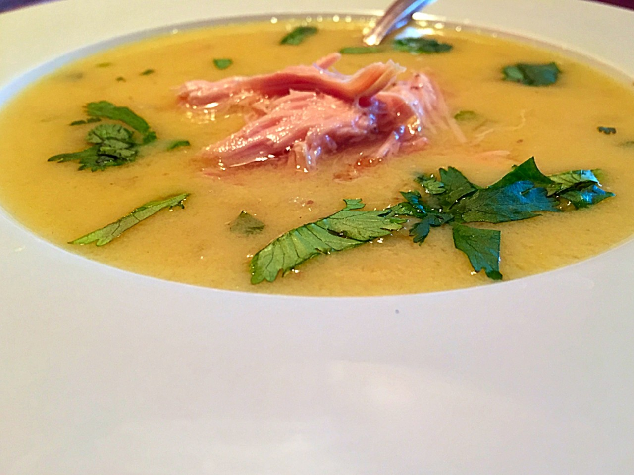 Лечебный суп Чихиртма