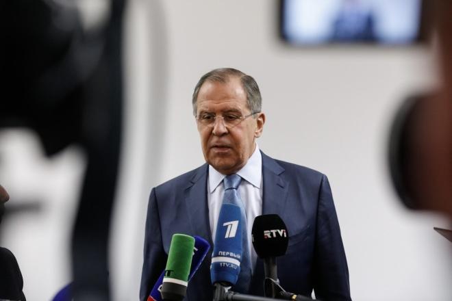 Лавров о поступке постпреда Украины при ООН: это за гранью добра и зла